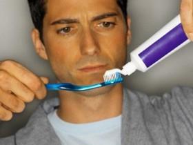 Зубная паста - средство для лечения геморроя