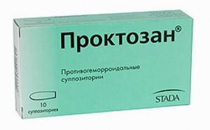 Купить Проктонол от геморроя в Короче