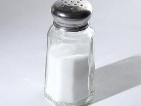 Лечим геморрой использовав соль