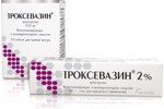 Троксевазин при геморрое — способы применения
