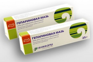 Гепариновая мазь при геморрое – быстро, доступно, недорого