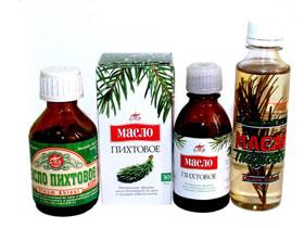 Пихтовое масло при геморрое