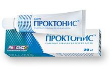 Мазь Проктонис - эффективно справляется с геморроем